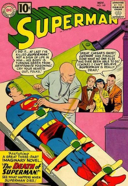 Superman #149