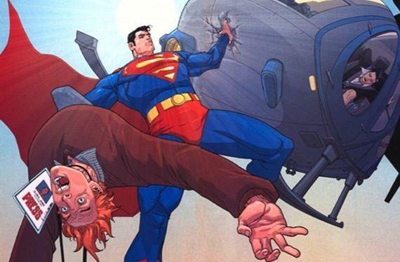 Superman Birthright!