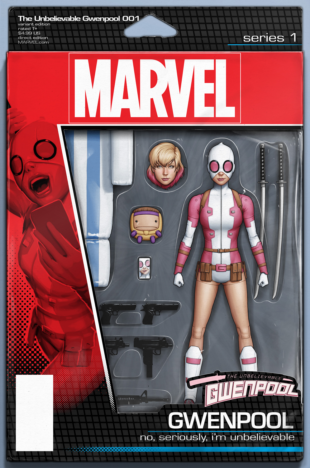 The Unbelievable Gwenpool!