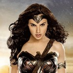 Gal Gadot as Wonder Woman!