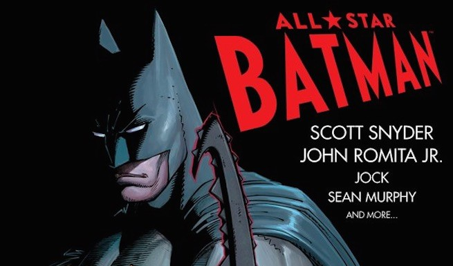 DC REBIRTH: Scott Snyder Talks About All-Star Batman
