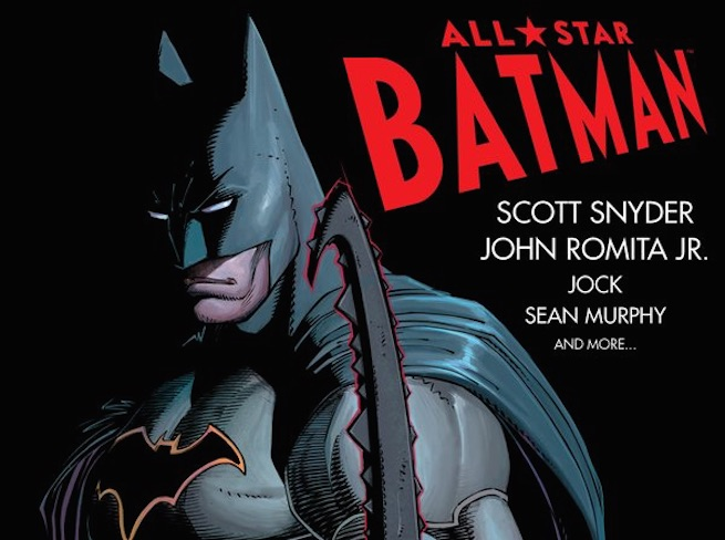 DC REBIRTH: Scott Snyder Talks About All-Star Batman