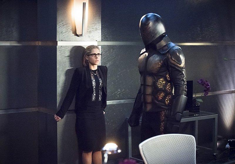 Review- Arrow Season 4 Episode 17: