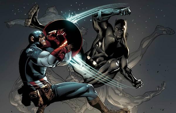 Black Panther's Civil War perspective!