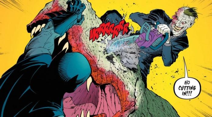 Scott Snyder Leaves Batman
