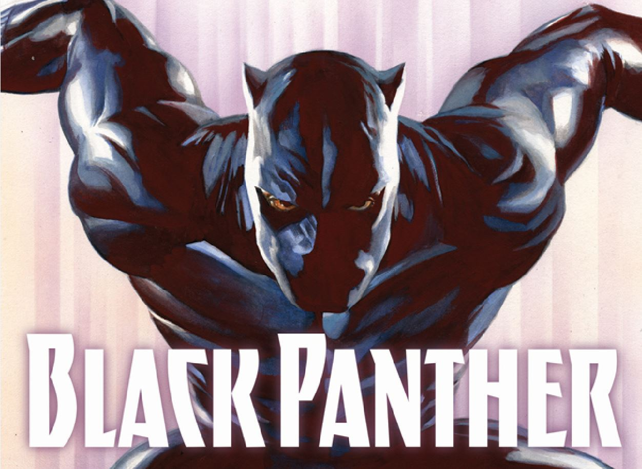 Black Panther #1 Coipel Variant