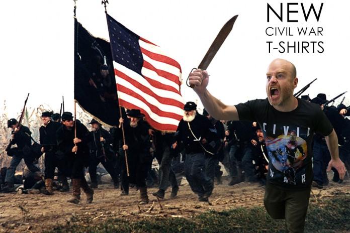 We don't need no Civil War!