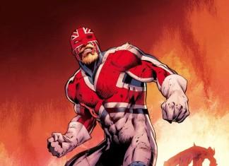 Captain Britain!