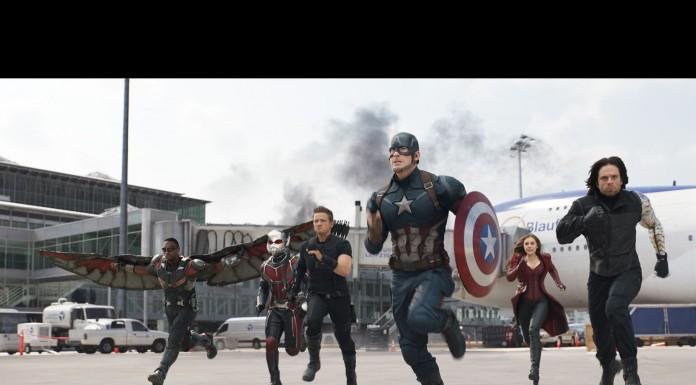 Team Cap attacks!