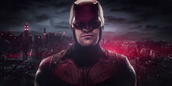 It's the cast of Daredevil in Ask Marvel!