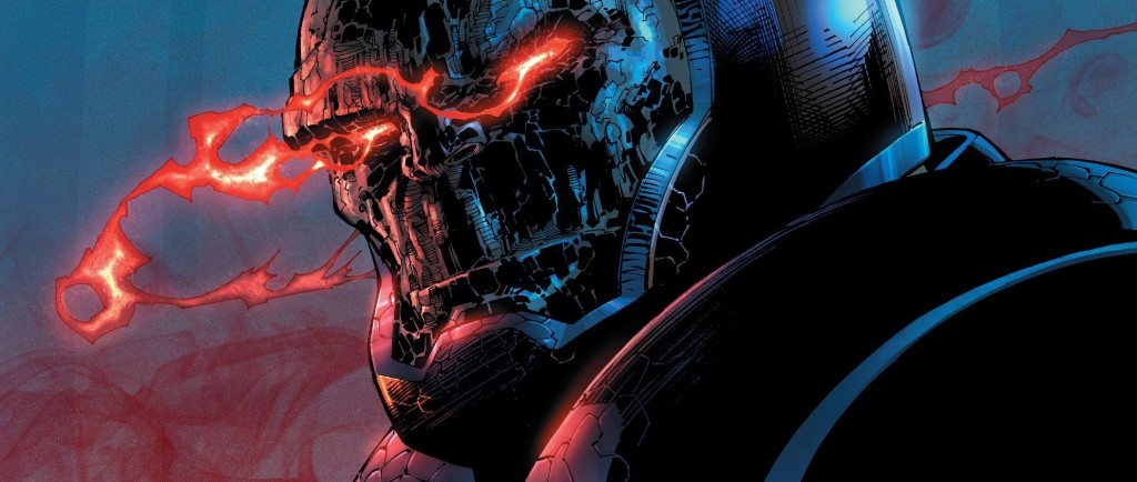 It's Darkseid!