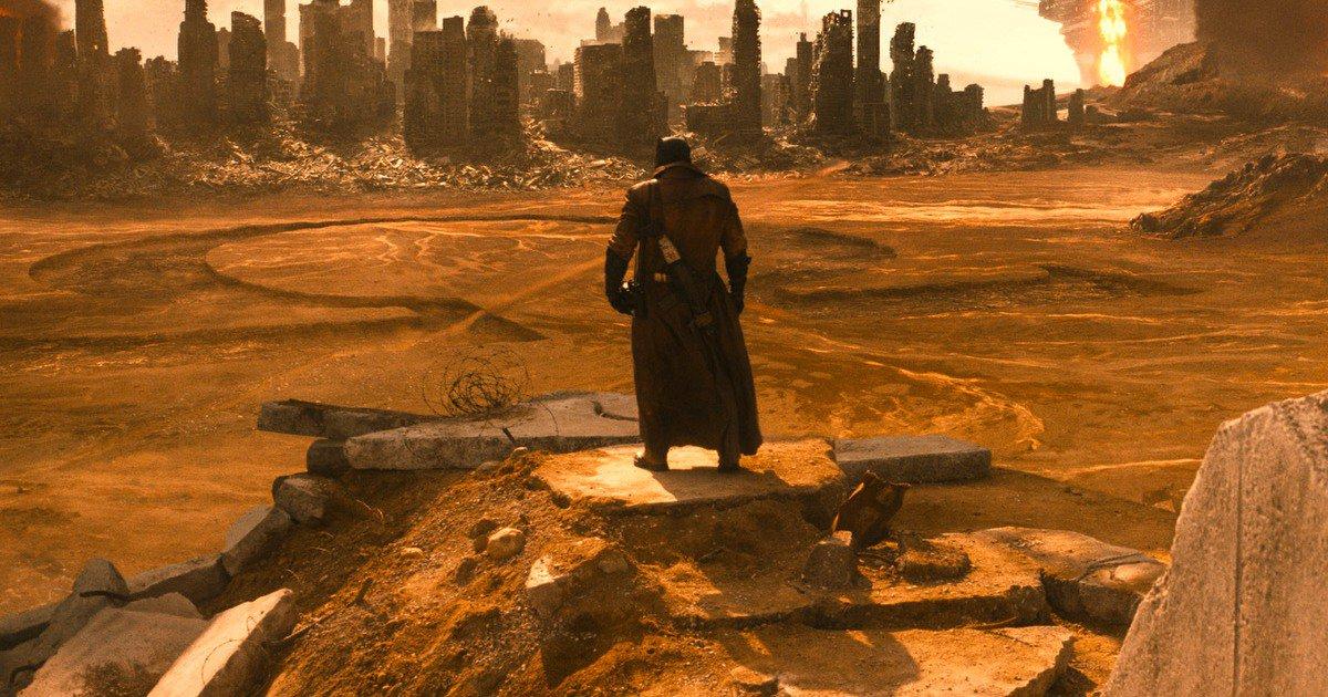 The Symbol of Darkseid!