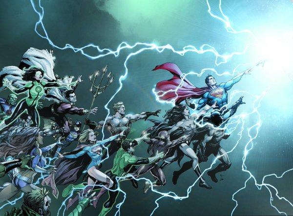 DC REBIRTH DETAILS REVEALED!