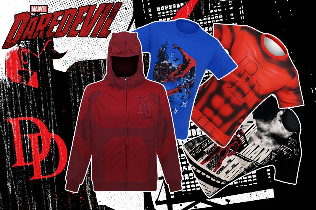 Best-Selling Daredevil Merchandise!