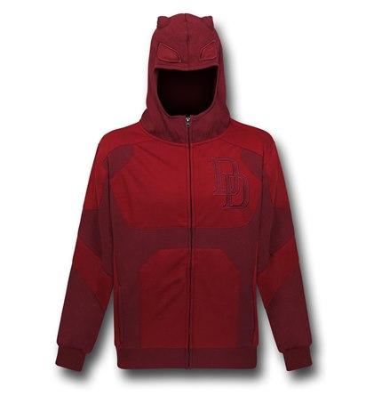 Daredevil Costume Hoodie