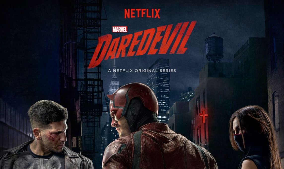 It's Daredevil and the gang!