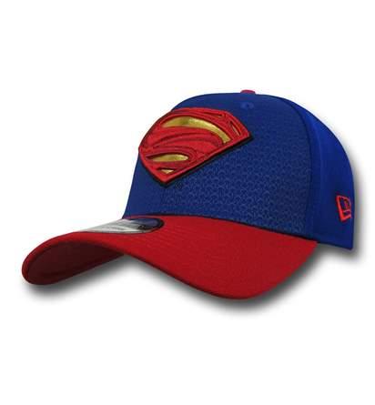 Batman Vs Superman Aquaman Symbol New Era 3930 Hat