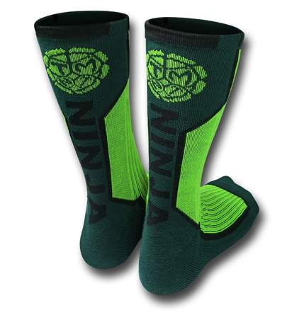 TMNT Ninja Athletic Socks