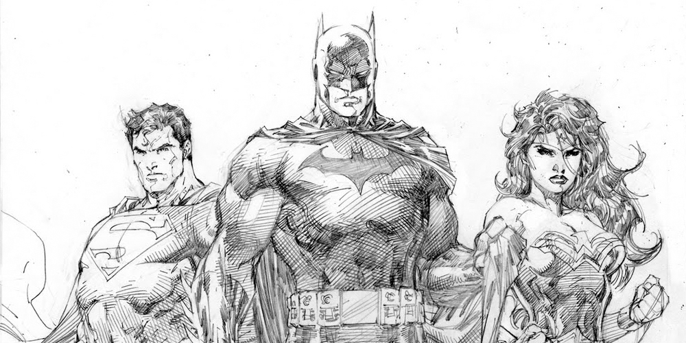 On Hentai and a 'Hush' Sequel: Jim Lee at WonderCon