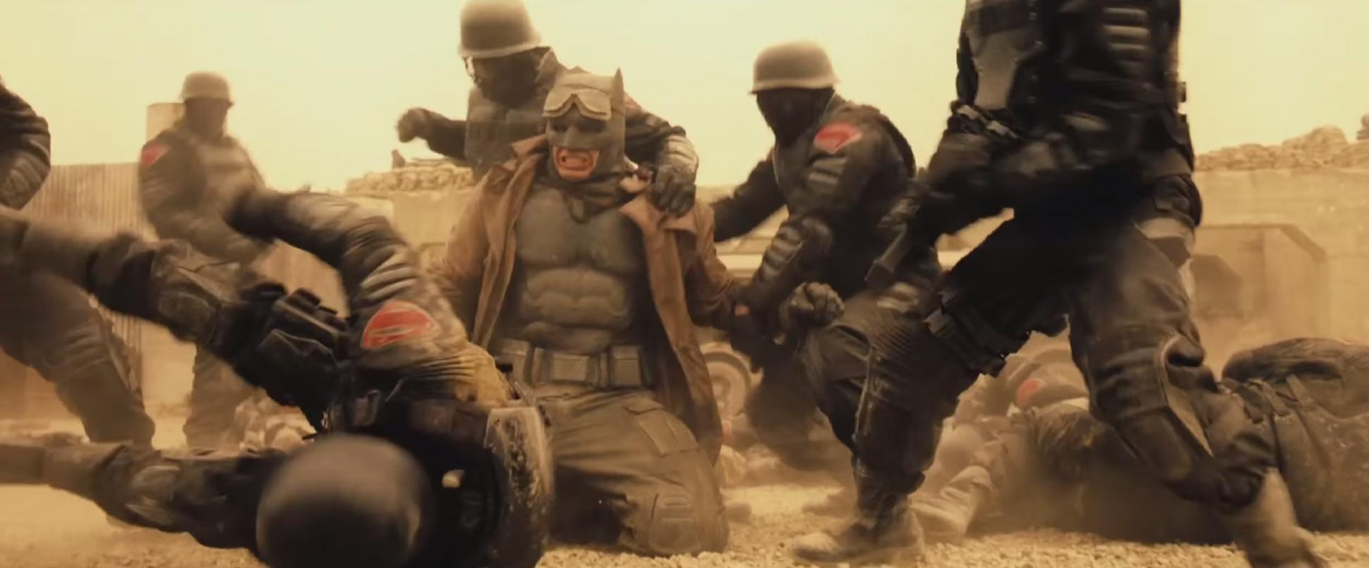 Worst Batman V Superman Movie Moments