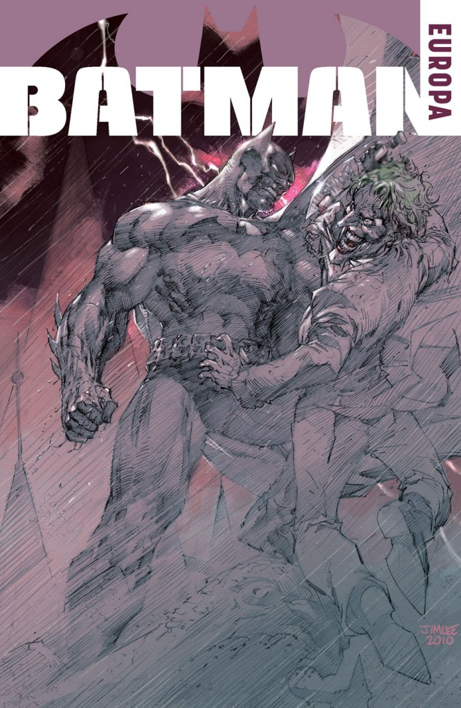 Batman Europa Director's Cut #1