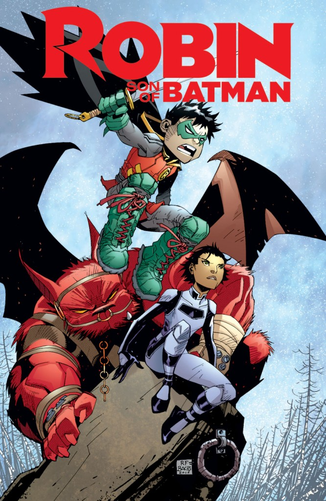 Batman Son of Robin #13
