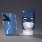Batman the Dark Knight Returbs Book and Mask Set