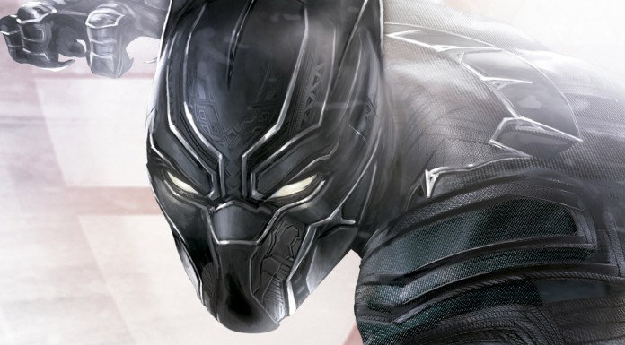 Black Panther Overpowers Winter Soldier in Striking Set image!