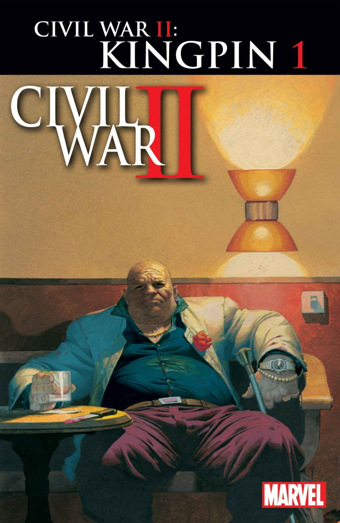 The Return of the King: CIVIL WAR II: KINGPIN #1