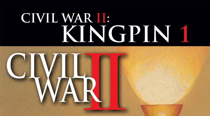 The Return of the King: CIVIL WAR II: KINGPIN #1