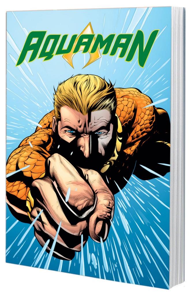 DC-Aquaman Sub-Diego Vol 2 TP