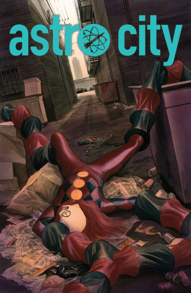 DC-Astro City #36