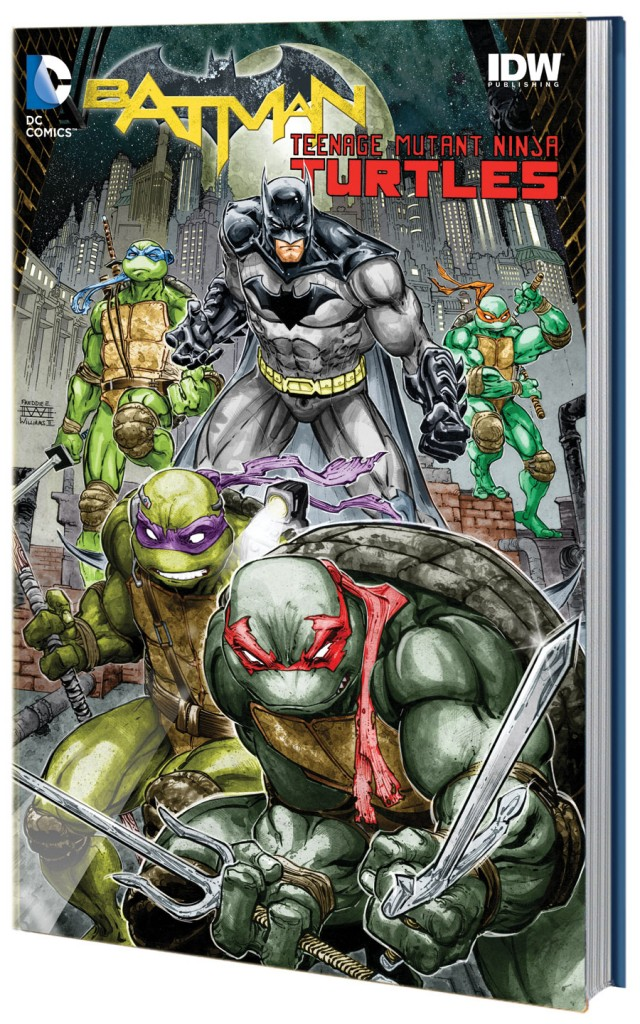 DC- Batman Teenage Mutant Ninja Turtles Softcover
