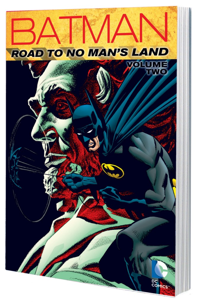 DC-Batman the Road to No Man's Land Vol 2 TP