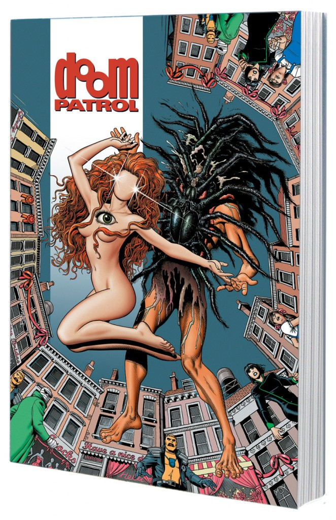 DC-Doom Patro Book 2 TP