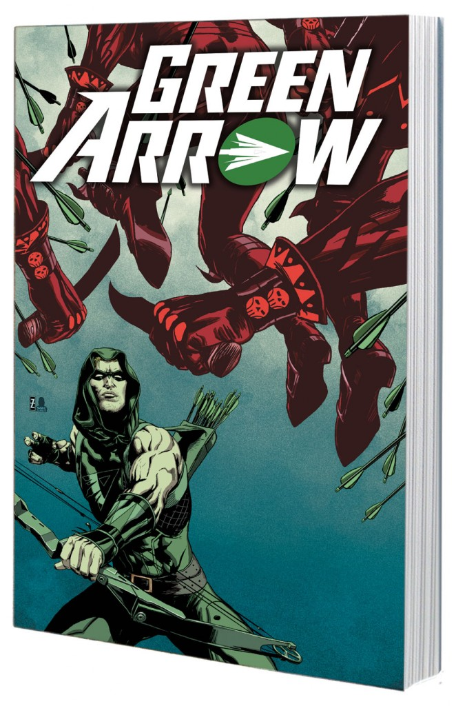 DC-Green Arrow Vol 8 The Nitebirds