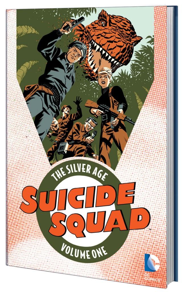 DC-SUICIDE SQUAD THE SILVER AGE HC