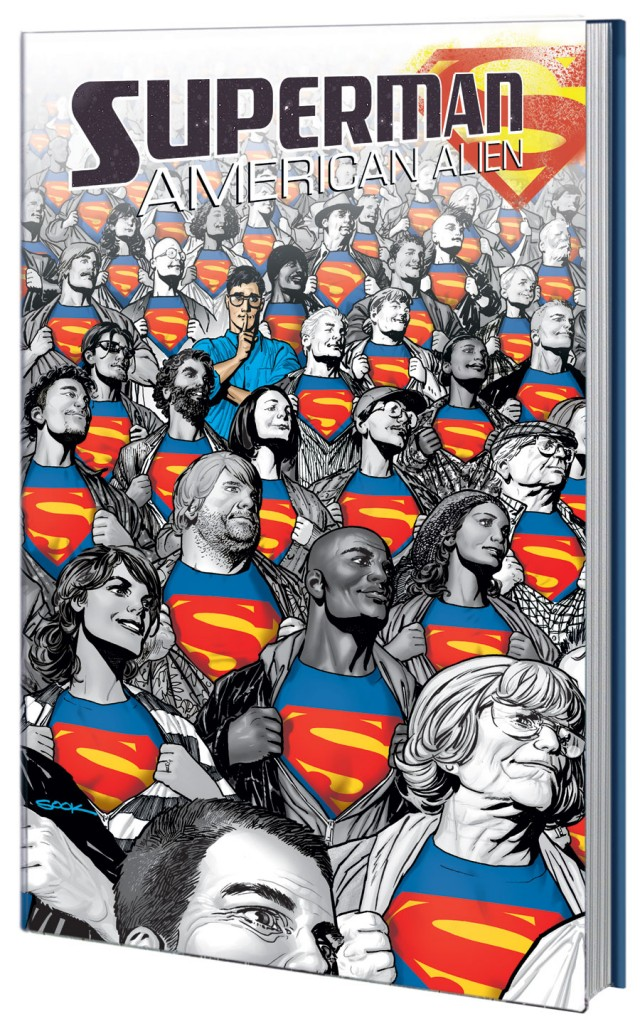 DC-Superman American Alien HC