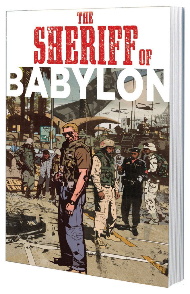 DC-THE SHERIFF OF BABYLON VOL. 1 BANG. BANG. BANG. TP