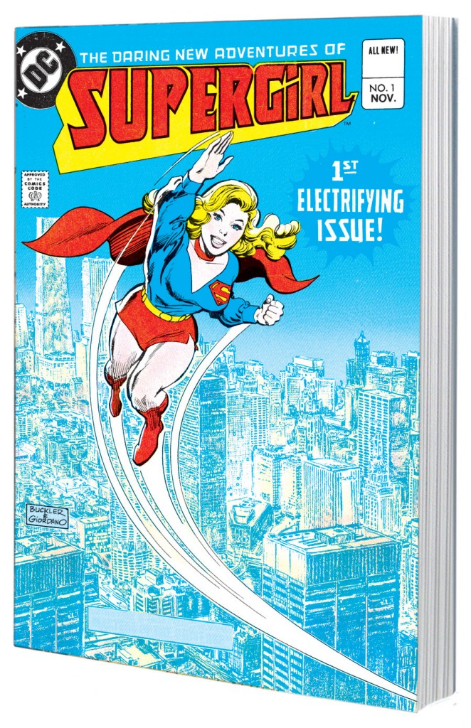 DC-The Daring New Adventures of Supergirl Vol 1 TP