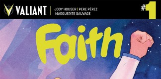 Faith #1 Ongoing