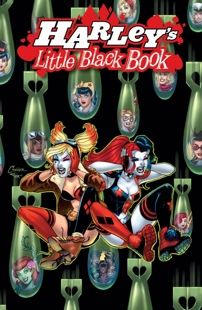 Harley's Little Black Book #4