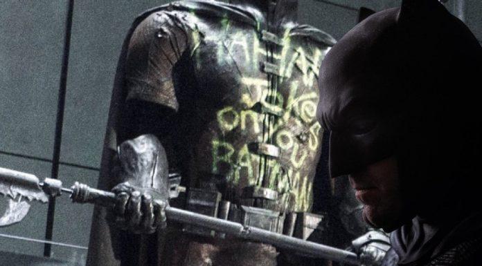 Were Batman and Robin Killers Before Batman V Superman?