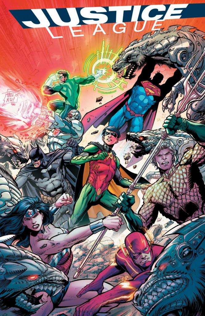Justice League 52