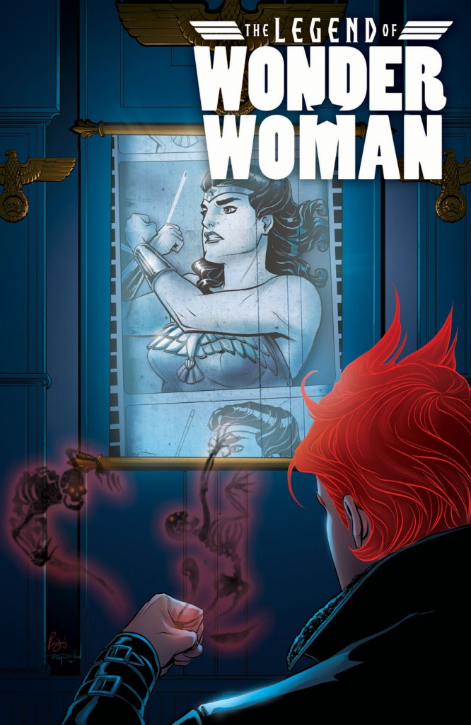 Legend of Wonder Woman #7