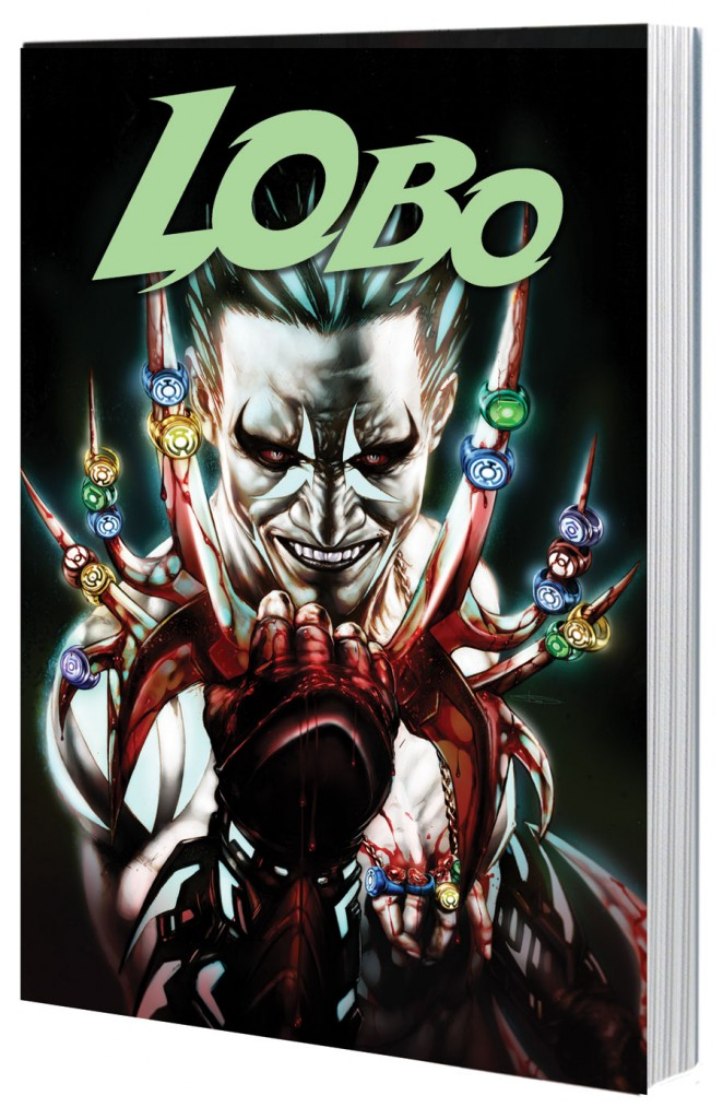 Lobo Vol 3 Paid in Blood TP