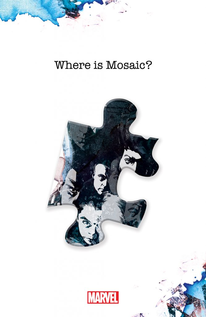 Who is Mosaic?? More Pieces of the Puzzle Revealed!