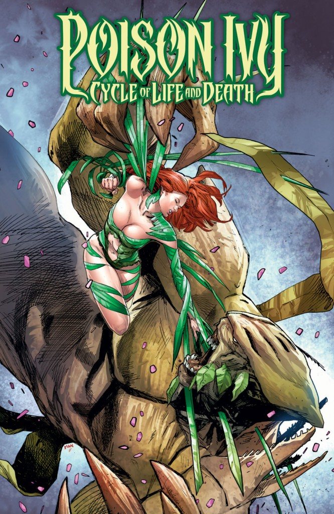 Poison Ivy Circle of Life and Death #6