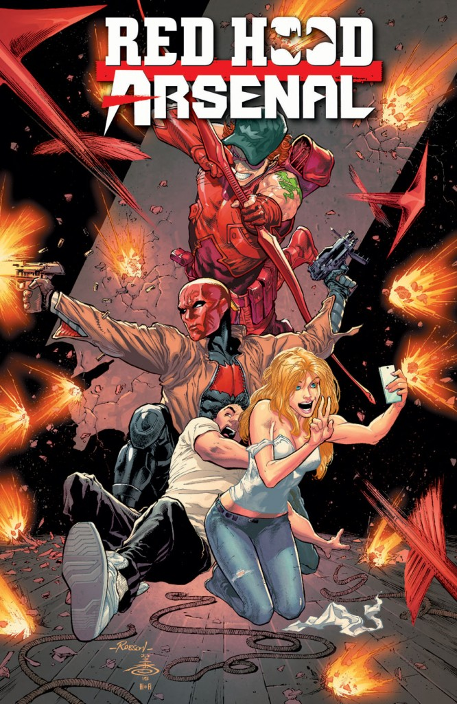 Red Hood & Arsenal #13