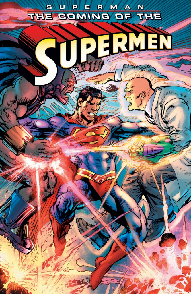 Superman The Coming of the Supmermen #5